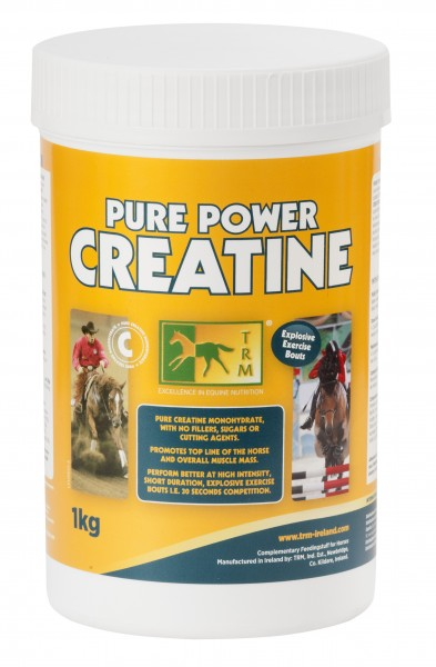 Pure Power Creatine