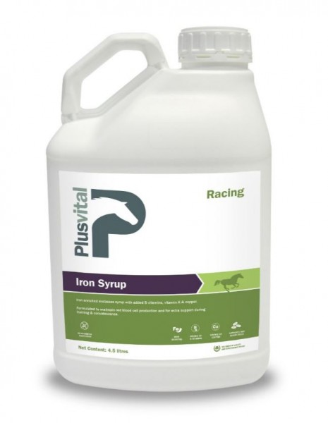 Plusvital Iron Syrup 4,5 ltr