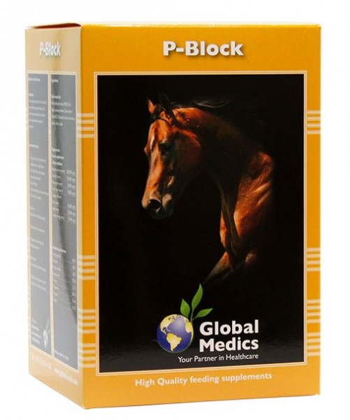 Global Medics P-Block 10x30g