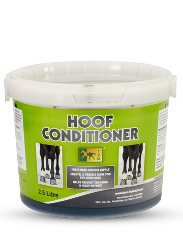 Hoof Conditioner Schwarz