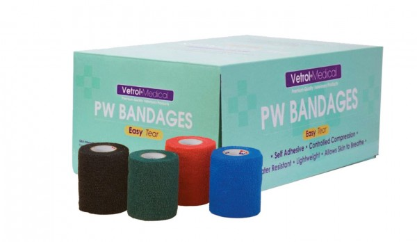 Vetrol Medical PW50 Bandagen 5cm x 4,5m 36/Pack