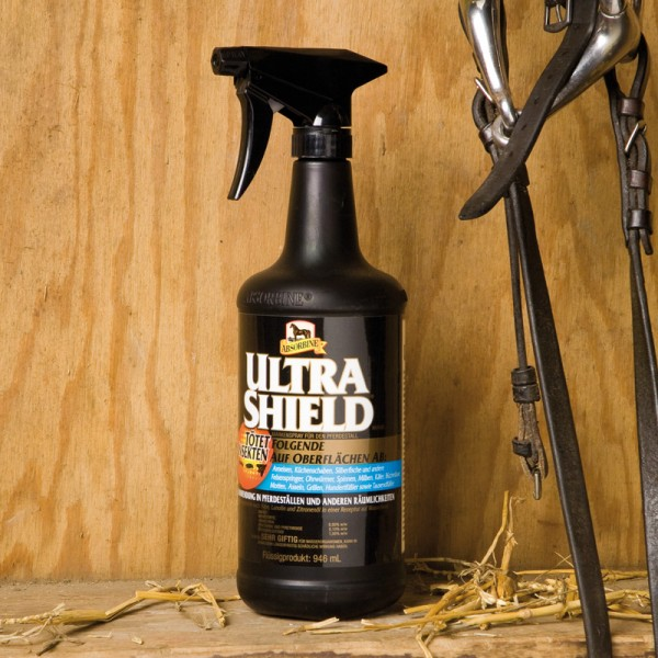 UltraShield Black 946ml Sprühflasche