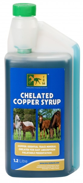 Chelated Copper Syrup 1,2ltr