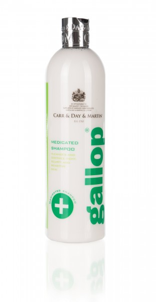 Gallop Medicated Shampoo 500ml