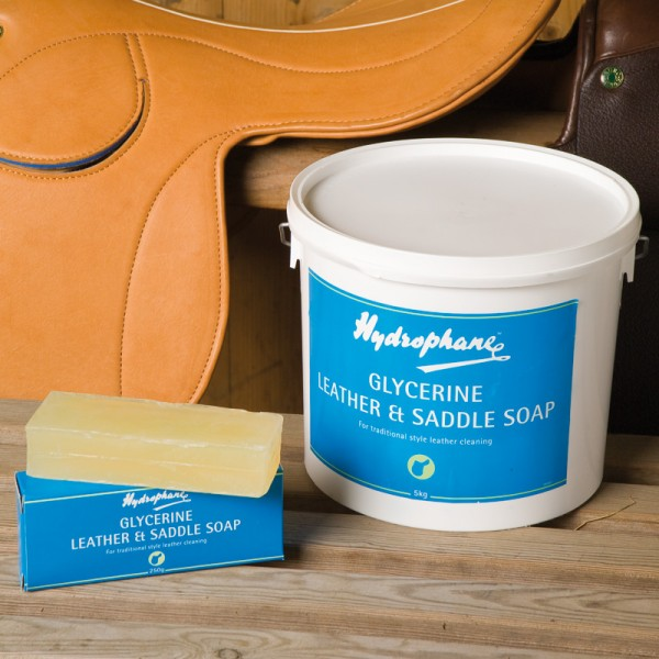 Glycerine Leather & Saddle Soap