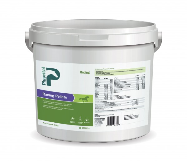 Plusvital Racing Pellets 6kg
